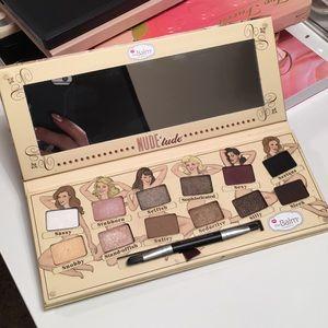 💡LIKE NEW💡 The Balm Nude'tude Eyeshadow Palette